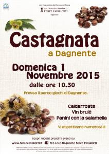 Castagnata a Dagnente