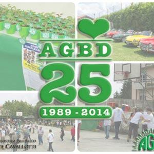 25° Anniversario ABGD Arona - 2014