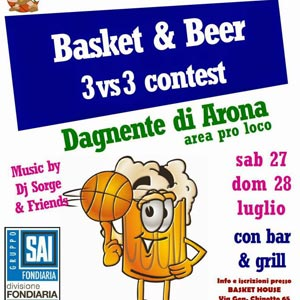 Basket & Beer 3vs3 - 2013
