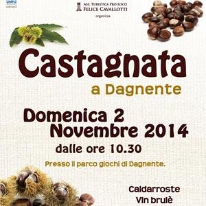 Castagnata a Dagnente - 2014